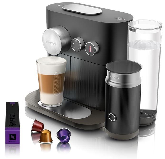 Nespresso Krups Expert Milk Black Nespresso Krups Expert Milk