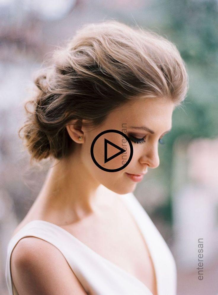 Awesome 42 www.tilependant.c ..., 42 Fabulous Modern Wedding Hairstyles Inspirations. Mer på www.tilependant.c ......