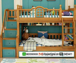 Tempat Tidur Tingkat Dewasa