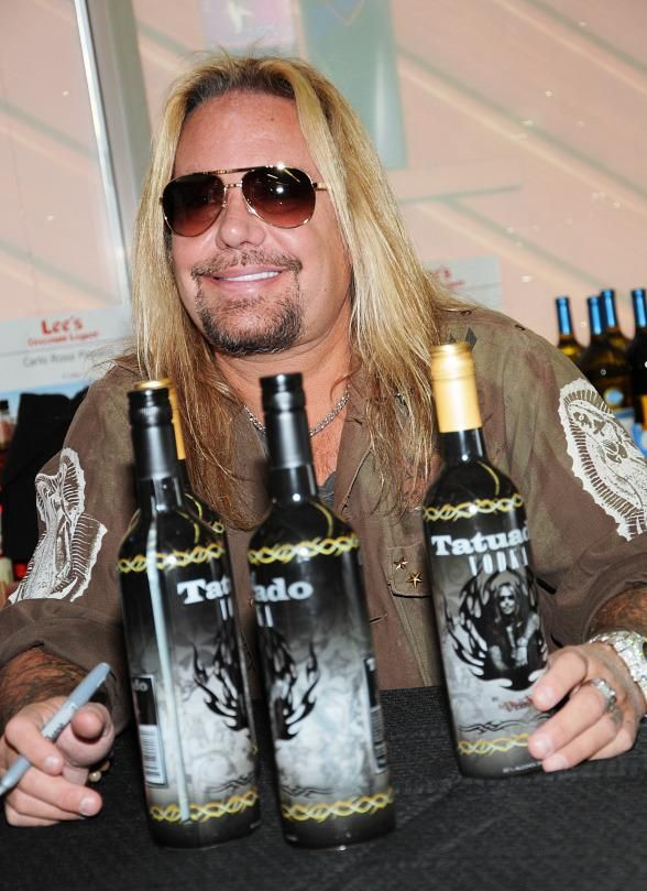 vince neil carved in stone