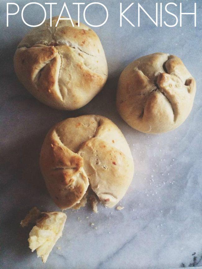 Potato Knish Dumpling Filled Potatoes Such A Delicious Jewish