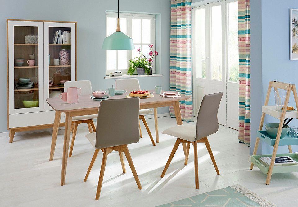 ... GMK Home Living Esstisch «Calluna», Im Modernen, Skandinavischen  Gemütliche Küche ...