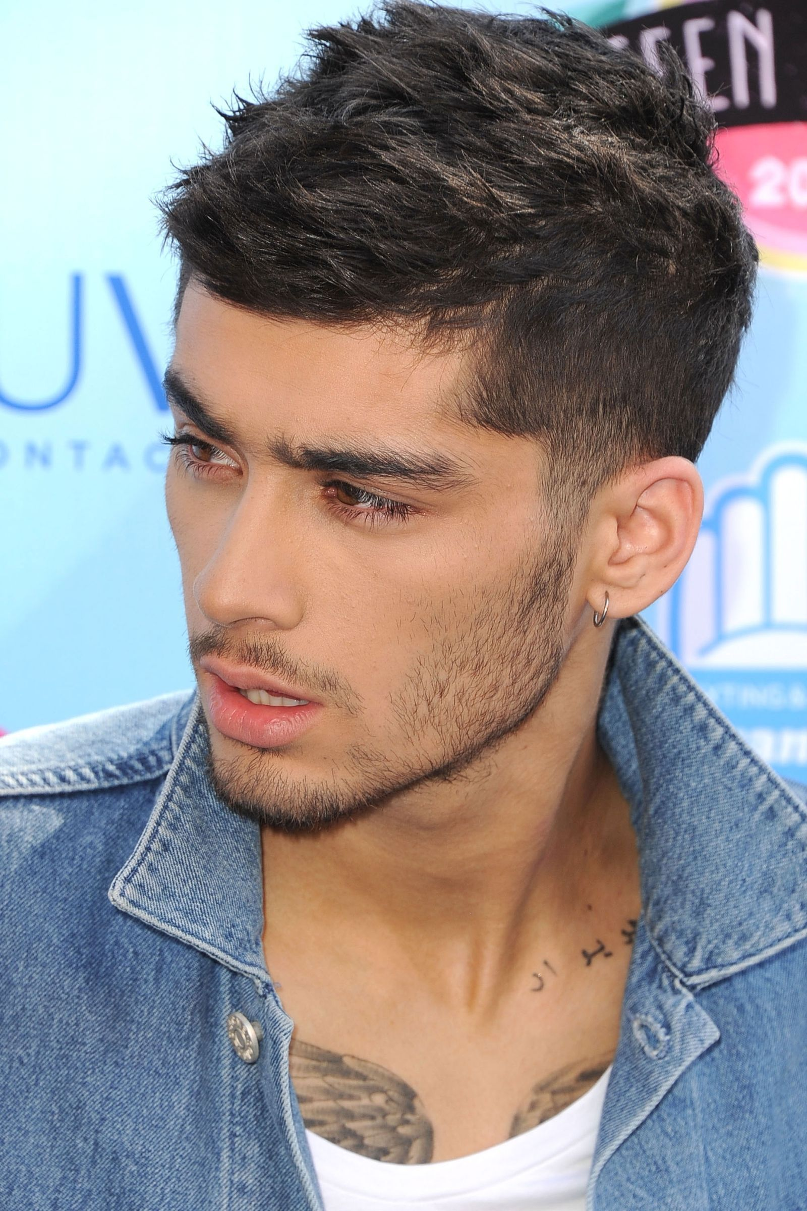 Photos Of Zayn Malik To Look At While You Ugly Cry About Him - Zayn malik hairstyle facebook
