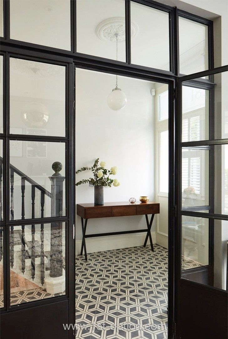 Wonderful London townhouse with courtyard