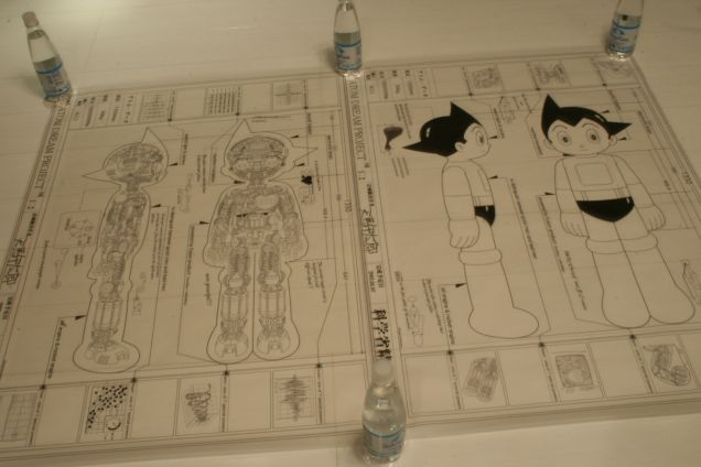 These Blueprints Expose The Innards Of Your Favorite Fictional - new robot blueprint vector art