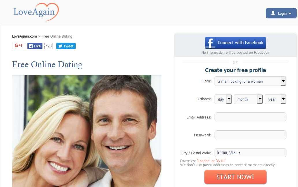 Kostenloses Dating site.ie
