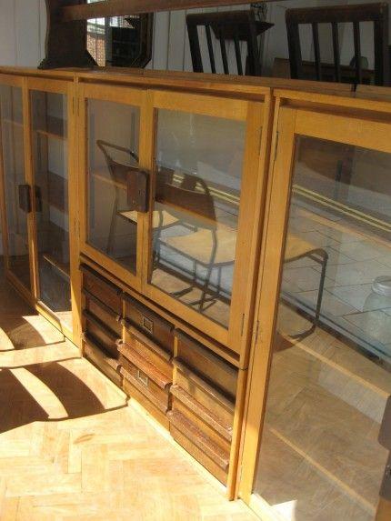 Sensational Vintage Science Lab Cupboards Home Office Pinterest Vintage Largest Home Design Picture Inspirations Pitcheantrous