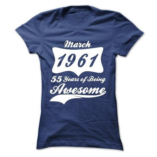 Mar-61 T Shirts, Hoodies. Get it here ==► https://www.sunfrog.com/Birth-Years/March-1961-Ladies.html?57074 $21.99