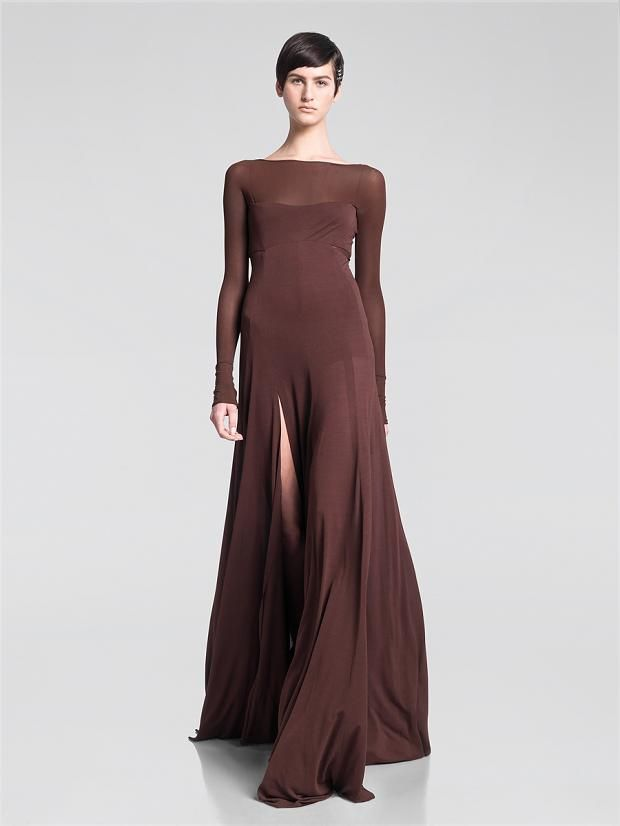 Donna Karan Autumn Karan's collection 2013-2014