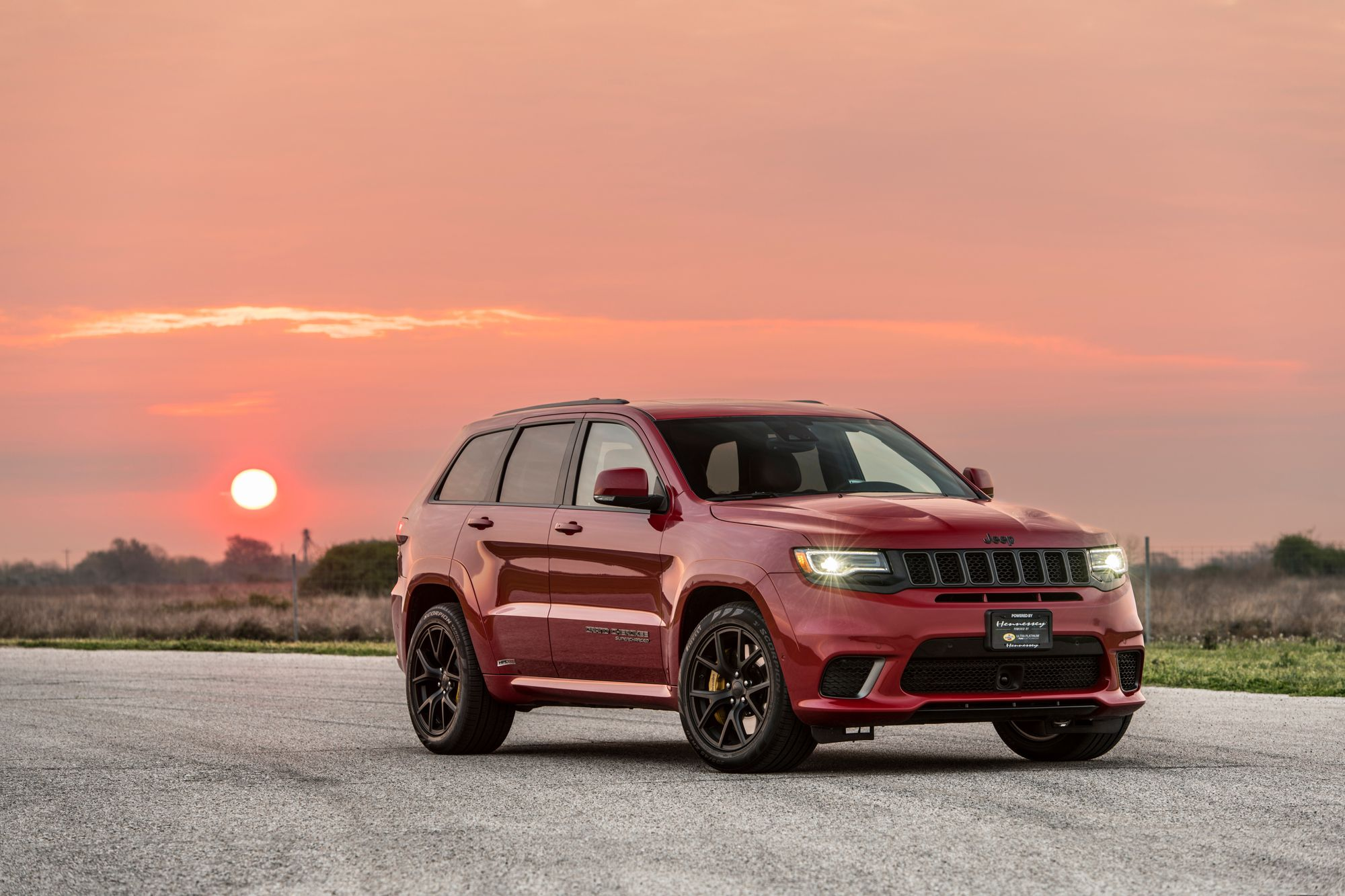 Which One Are You Taking For Your Weekend Driver Hennessey Hennesseyperformance Tunerschool Jeeplife Jeepgrandcherokee Grandcherokee Trackhawk S In 2020
