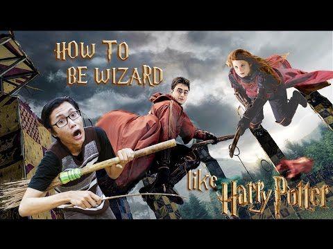Cara Menjadi Harry Potter Beken Id Harry Potter Hiburan