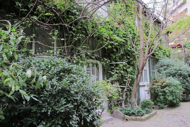 Paris 15e - 28 avenue du Maine - villa-vassilieff-impasse-pavee