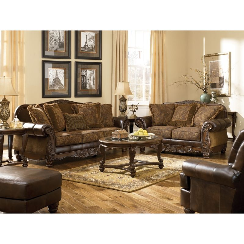 Chocolate Living Room Furniture Sets | ... -Chocolate Living ...