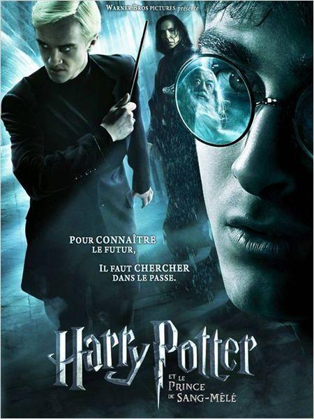 Harry Potter 6 Streaming Vk Harry Potter Film Le Prince De Sang Mele Harry Potter