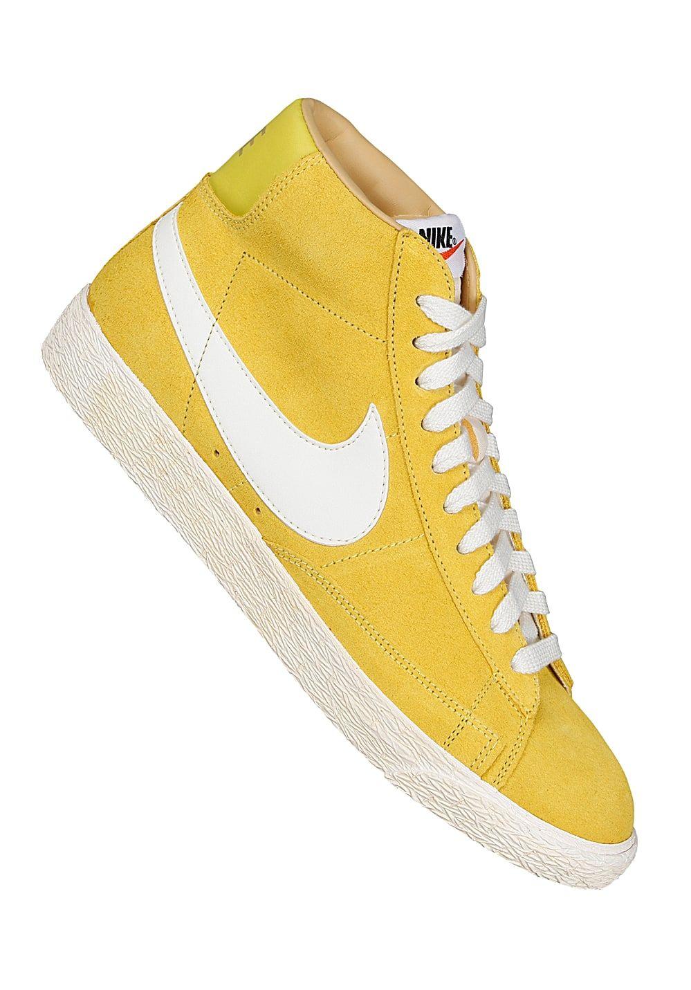 Nike Sneaker Gelb Herren Schuhe Pinterest Schuhe Sneaker Gelb