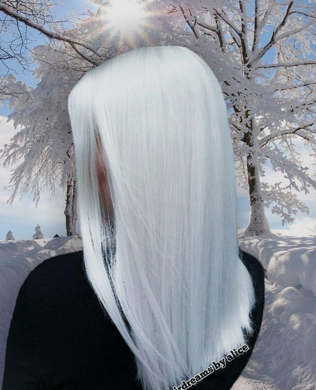 Pin By Amy Lynn On Beauty Snow White Hair White Blonde Hair White Hair Color