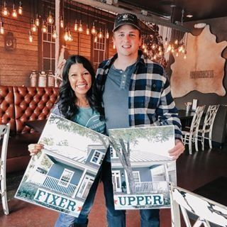 Chip and Joanna Gaines From Fixer Upper #chipandjoannagainescostume