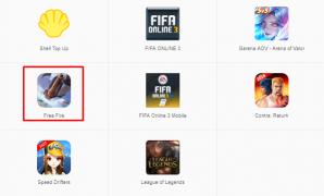 Free Fire Aplikasi Game Android