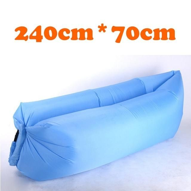 Dynamic Fast Inflatable Lazy Bag Air Sleeping Bag Outdoor Inflatable Sofa Portable Beach Inflatable Sofa Camping Air Sofa Sleeping Bags