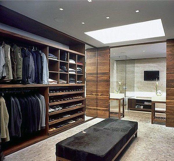 marvelous bedroom closet interior design | Top 100 Best Closet Designs For Men - Walk-In Wardrobe ...