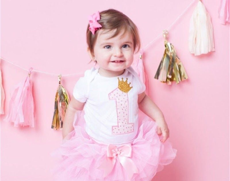67aca7c5c42 Free shipping Ai Meng Baby Summer Girl Dress First 1st Birthday Cake Smash Outfits  Clothing 3pcs Sets Romper Tutu Skirt Headband Infant Suits