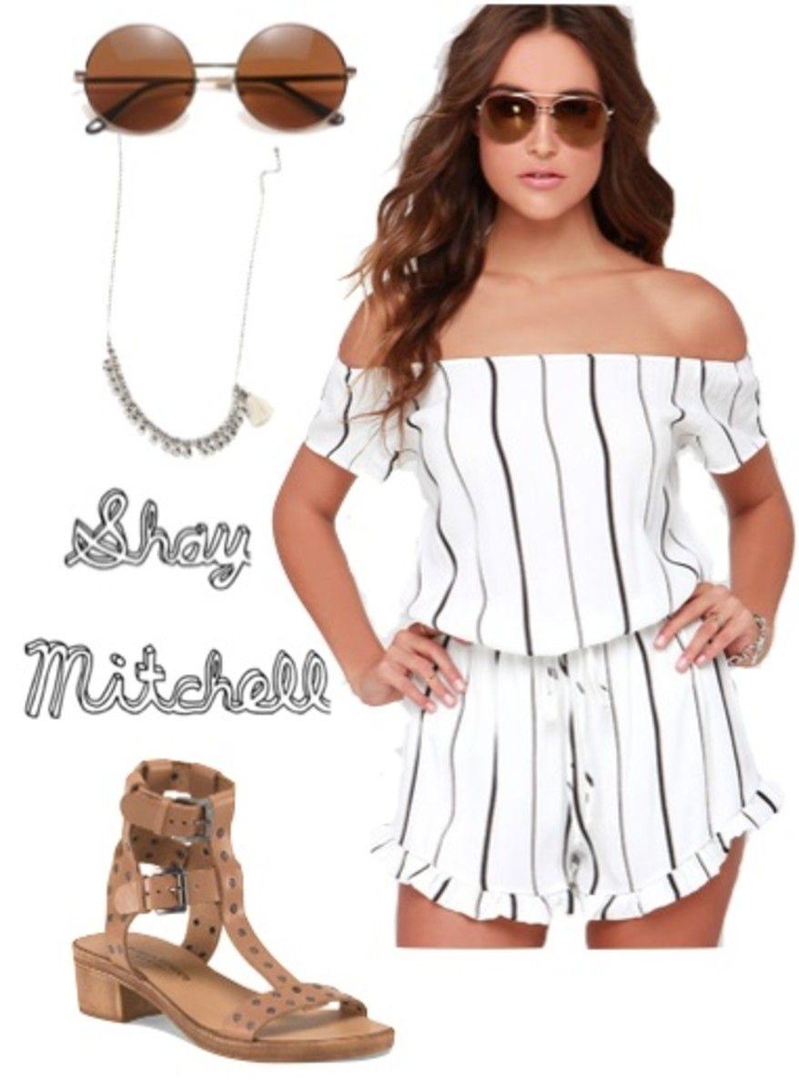 Shay Mitchell Inspiration
