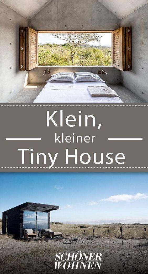 Tiny house kleiner wohnen in 2019 haus 38000 for Kleiner wohncontainer
