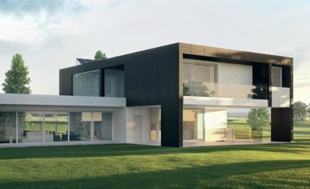Casa Prefabbricata Design : Casa prefabbricata in legno by carlo colombo for stratex