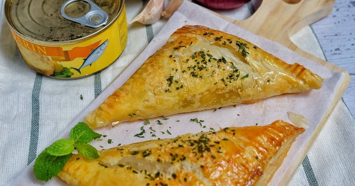Resep Tuna Puff Pastry Oleh Susi Agung Resep Resep Tuna Makanan Resep Makanan