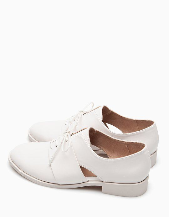 Blucher Aberturas Todos Mujer Stradivarius Colombia Vintage Shoes Shoes Shoes Hack