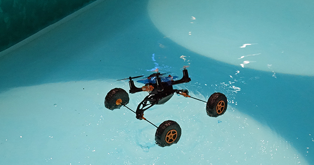 Meet Earth Rider RC A Remotecontrolled Car That Moves