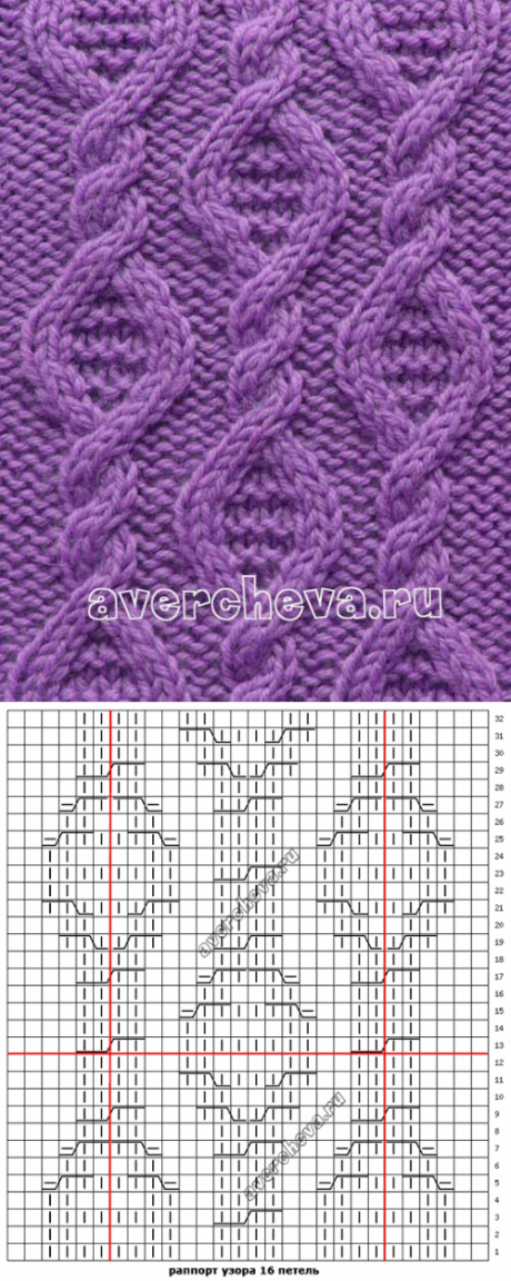 Photo of Avercheva.ru | #knitting #knittingpatterns #knittingpatternsfree #stricken
