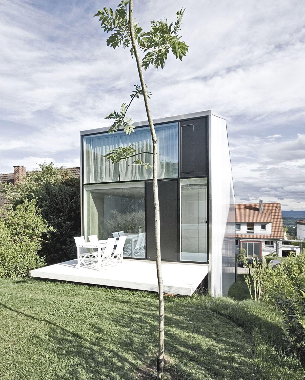 Architekten Esslingen schmal in schwaben wohnhaus in esslingen finckh architekten