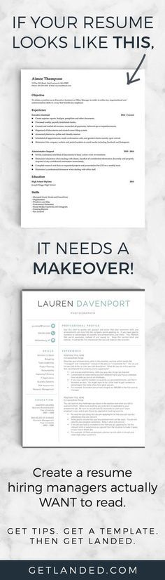 80 of candidates desperately need a resume makeover! Get a resume