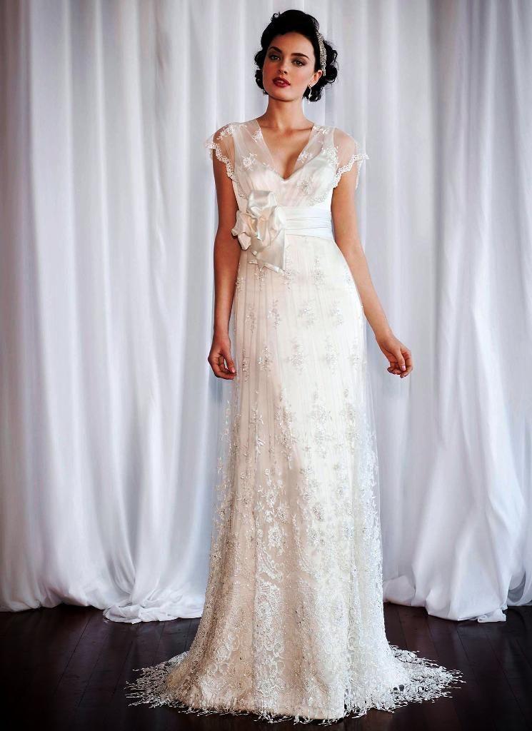 55 Vintage Wedding Dresses Ideas For A Fabulous Retro Inspired Big Day Wedding Dresses Brisbane Vintage Inspired Wedding Dresses Long Vintage Wedding Dress