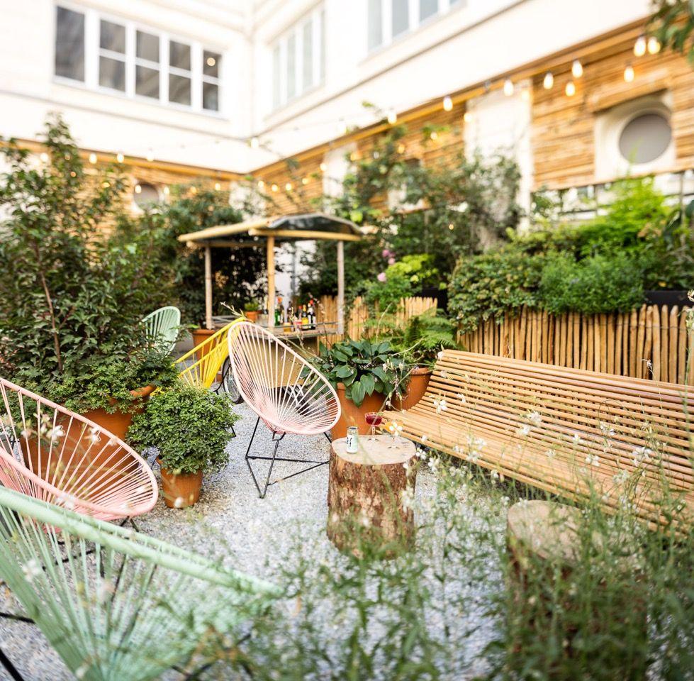 bambou clemence et clement bambou paris bamboo restaurant et paris restaurants. Black Bedroom Furniture Sets. Home Design Ideas