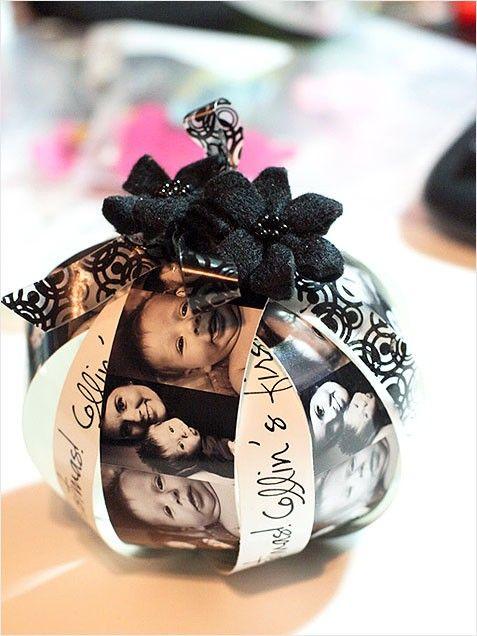 # DIYPhoto Christmas Ornament. #Christmas http://www.ivillage.com/easy-diy-christmas-ornaments/7-b-502807#505789