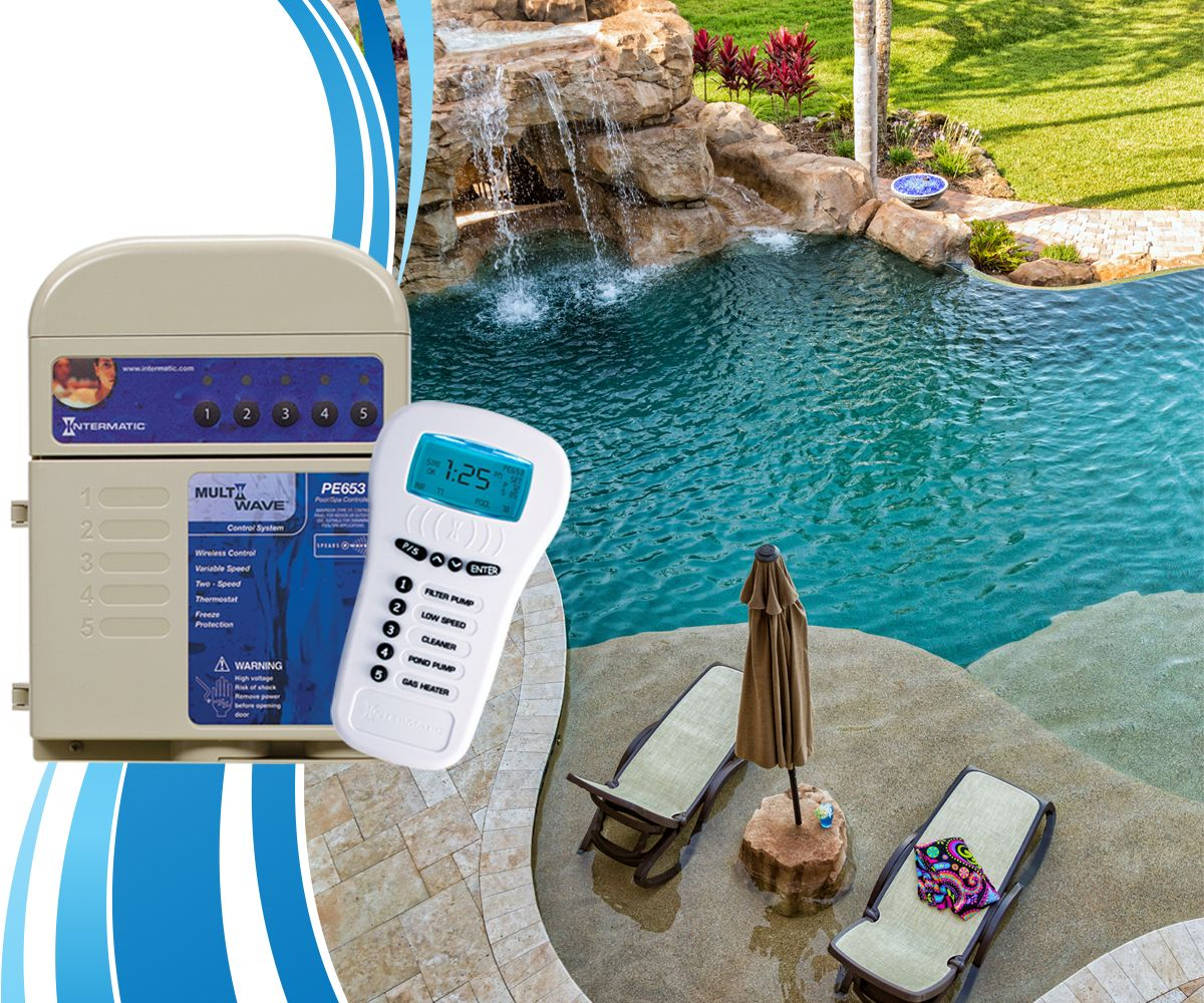 Take Control Of Your Pool With Multiwave Wireless Control System
