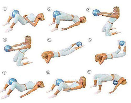 Bildergebnis für pilates exercises with the small ball  pilatesejercicios a77a1bcddab9
