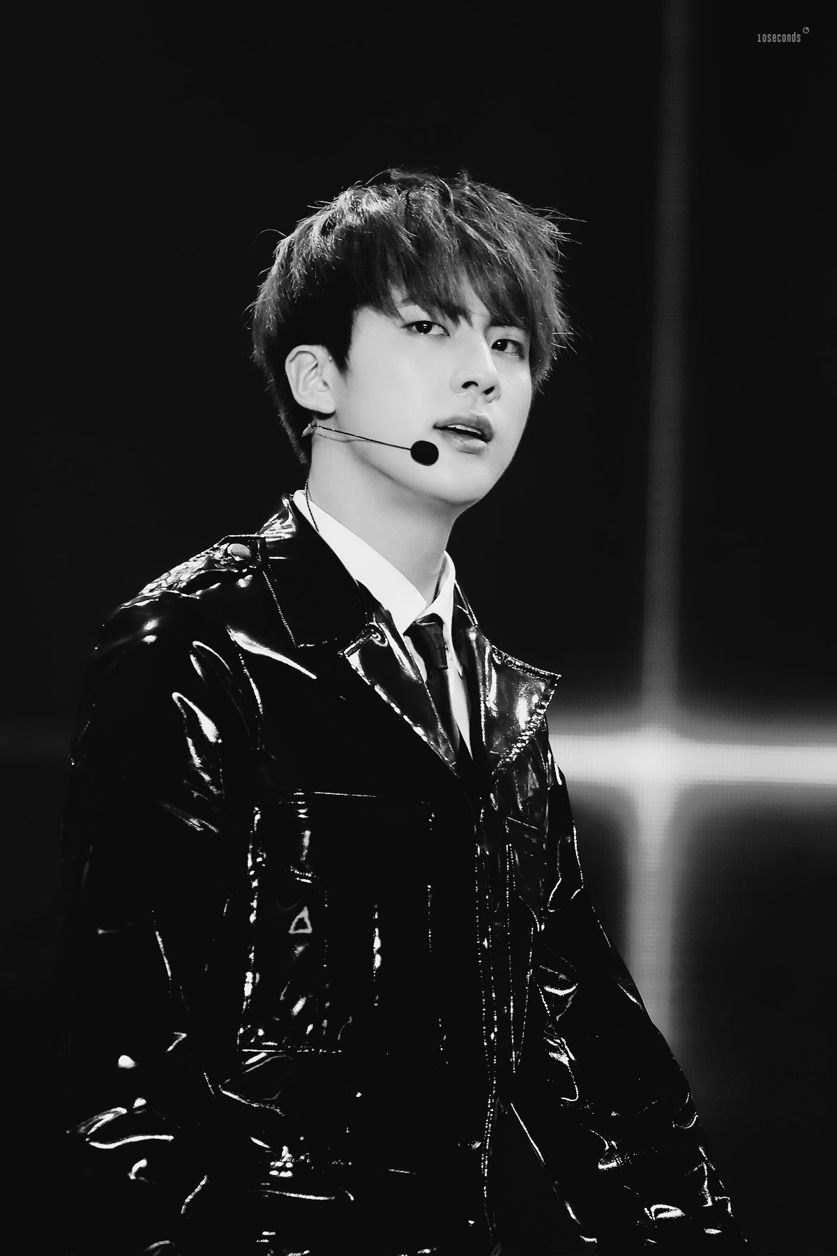 BTS Jin © 10 SECONDS   Do not edit.