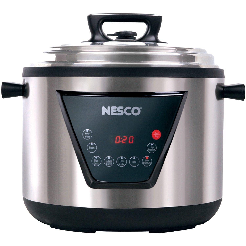 Buy fagor duo 8 quart pressure cooker from bed bath amp beyond - Metal Ware Nesco 6 Quart Pressure Cooker Silver