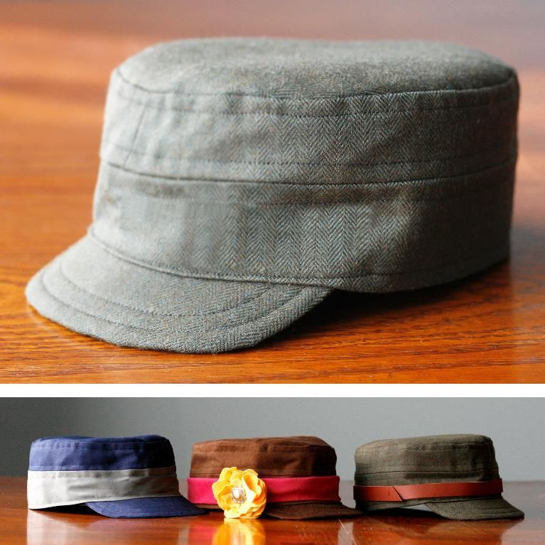 5 Genius Hat Sewing Patterns for Kids and Babies | Pinterest ...