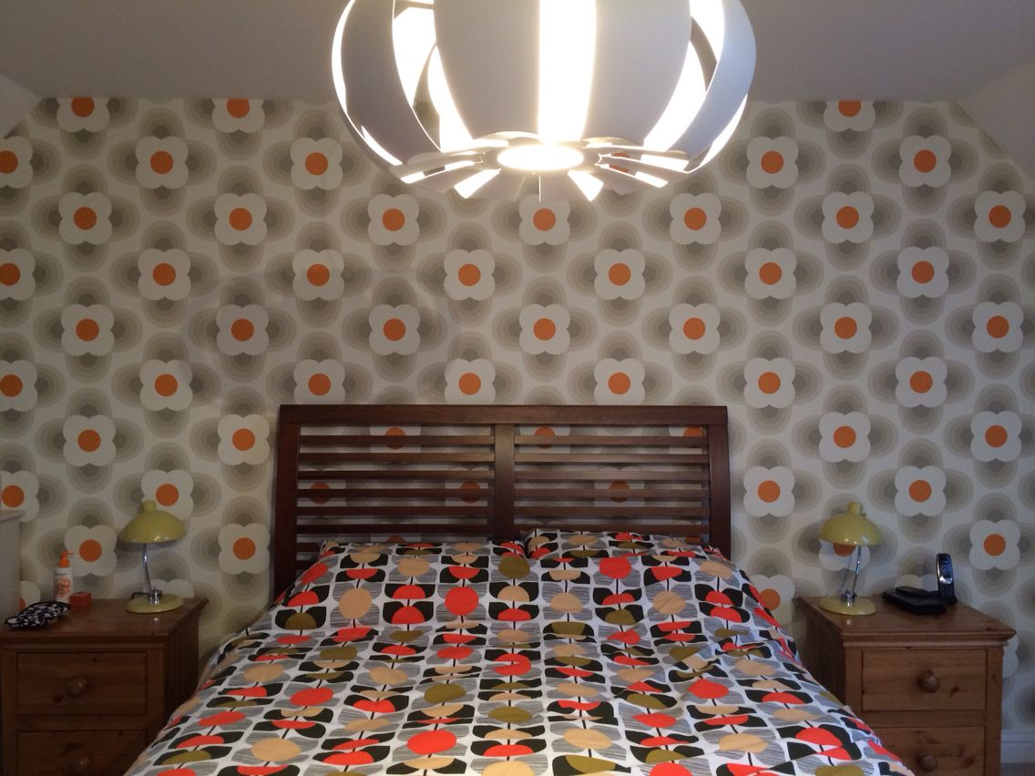 Orla Kiely Bedding John Lewis My Orla Kiely Bedroom Side Drawers To Be Replaced Ceiling Light