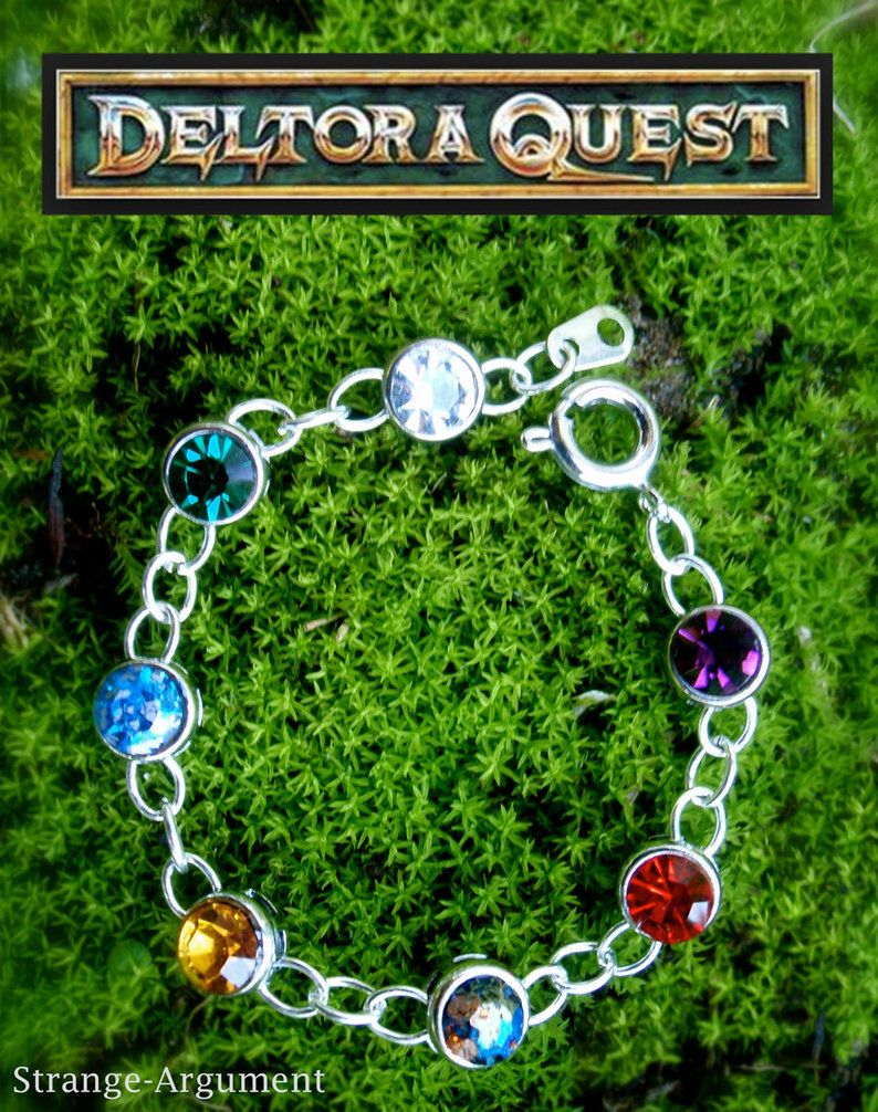 Image result for deltora quest charm bracelet jewelry