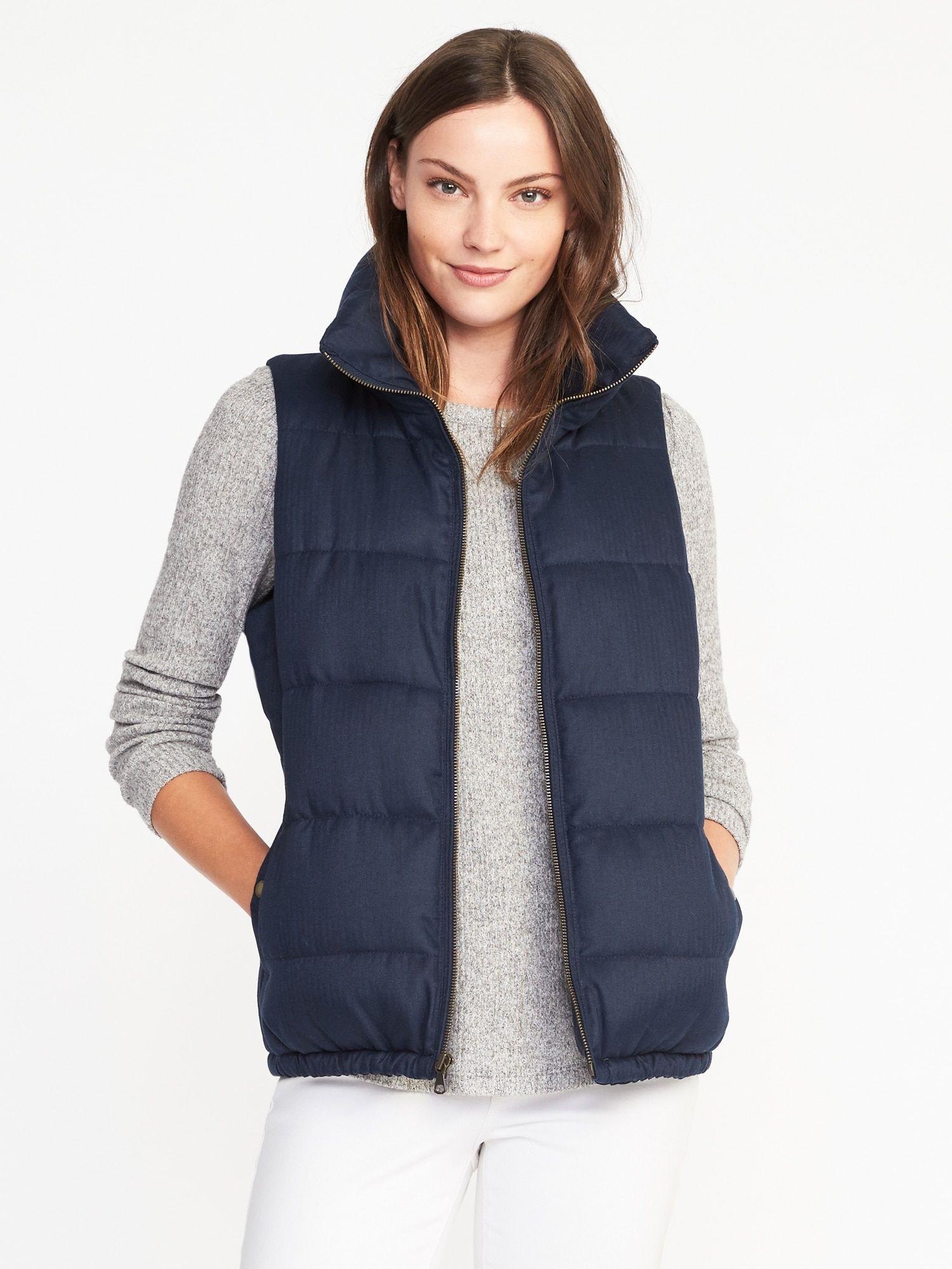 vest master women quilt quilted johnston long murphy s