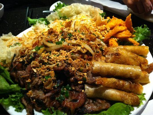 New Saigon In Denver Co Freaking Delicious Vietnamese Food Food Foodie Vietnamese Recipes