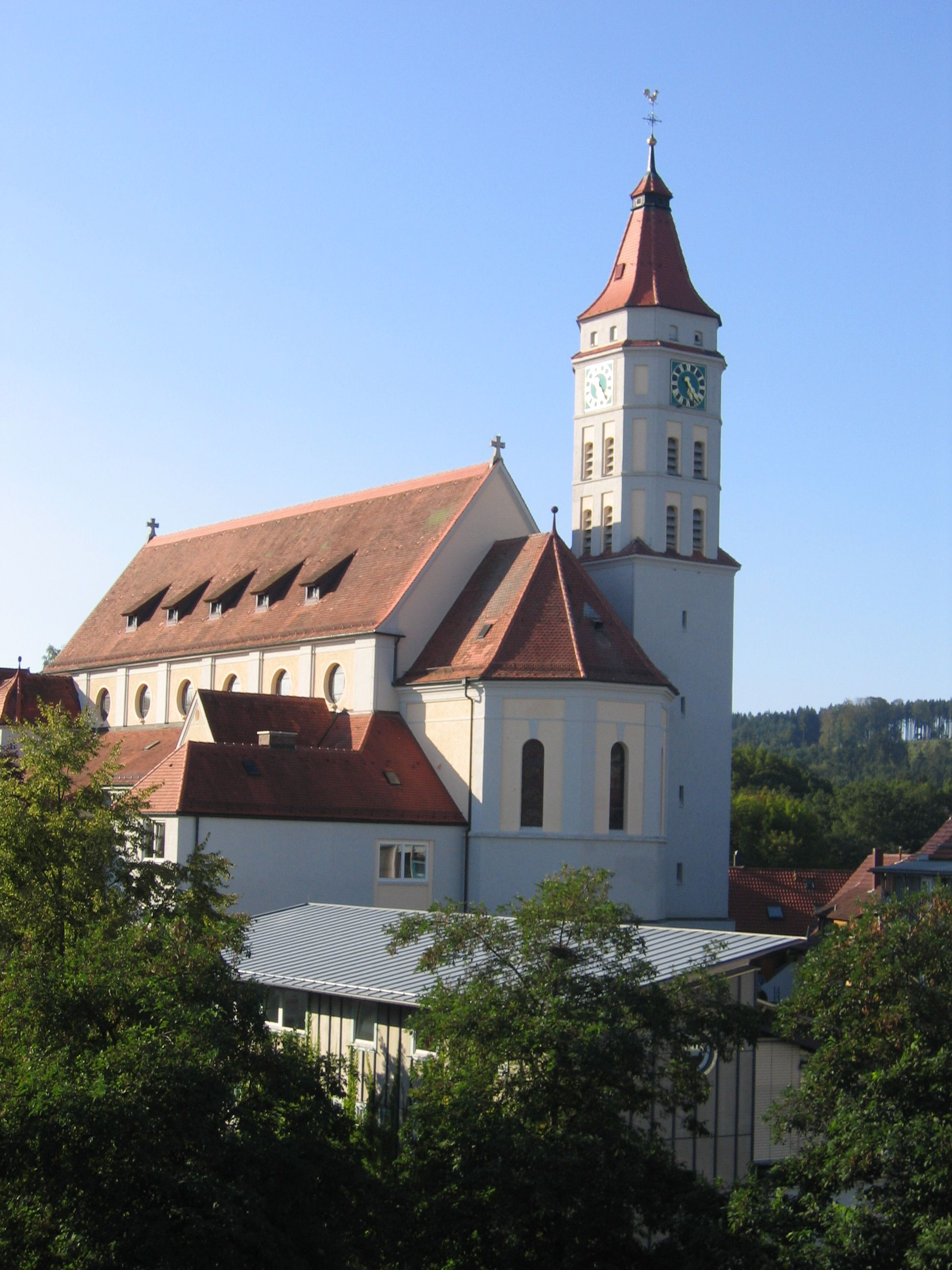 Maria Himmelfahrt Bw