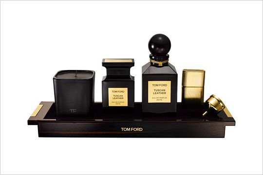 Tom Ford Tuscan Leather Holiday Set