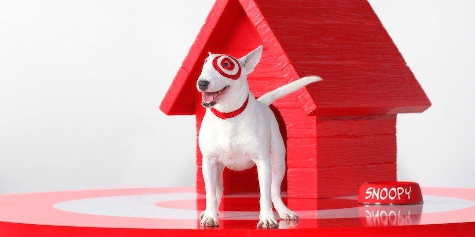 bullseye target dog - Google Search