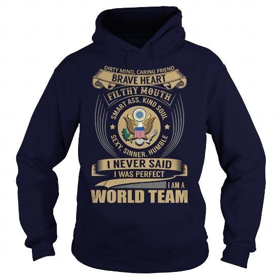 World Team - Job Title